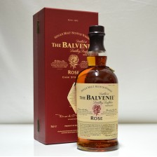 020182 Balvenie Rose First Release