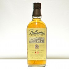020151 Ballantine's 12 Year Old Pure Malt