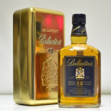 020150 Ballantine's 12 Year Old Le Lingot