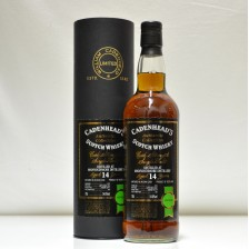 020350 Cadenhead's Mannochmore 14 Year Old