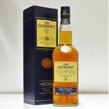 020532 Glenlivet 18 Year Old