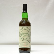 020856 SMWS 121.24 Arran 5 year old