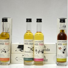 020880 SMWS Set Food, Words, Music Friends X 10cl