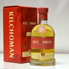 020652 Kilchoman Single Cask Dramfest 2011/12 Slight Damage To Box Lid