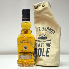 020773 Old Pulteney Row To The Pole (35cl)