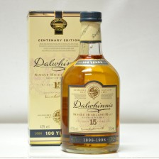 020412 Dalwhinnie 15 Year Old Centenary Release