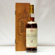 020742 Macallan Gran Reserva 1979 - 18 Year Old