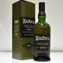 020040 Ardbeg 1978 - 20 Year Old