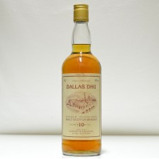 020401 Dallas Dhu 10 Year Old 75cl