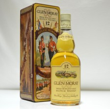 020463 Glen Moray 12 Year Old Highland Light Infantry