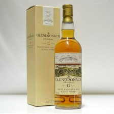 020476 Glendronach 12 Year Old Boxed 75cl