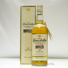 020662 Knockdhu 12 Year Old 75cl
