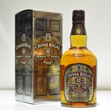 020377 Chivas Regal 12 Year Old