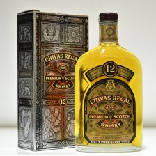 020379 Chivas Regal 12 Year Old 1/2 bottle