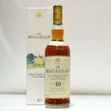 020720 Macallan 10 Year Old
