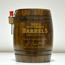 020918 Teacher's Over 5 Years Old Barrel 5