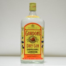 020567 Gordon's Gin 1 Litre Very Old Style
