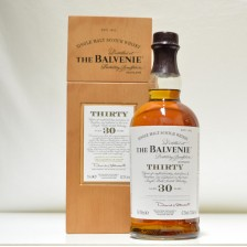 020187 Balvenie Thirty Year Old