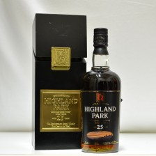 020600 Highland Park 25 Year Old