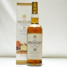 020721 Macallan 10 Year Old