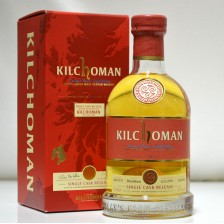 020648 Kilchoman Single Cask 2012