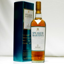 020745 Macallan Speaker Martin's 10 Year Old