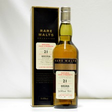 020827 Rare Malts  Brora 21 Year Old