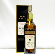 020837 Rare Malts Rosebank 22 Year Old