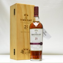020729 Macallan 25 Year Old
