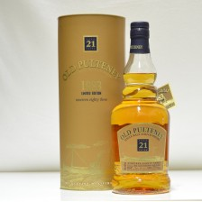 020769 Old Pulteney 1983 - 21 Year Old