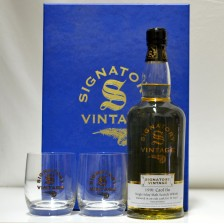 020360 Caol Ila 1991 - 10 Year Old With 2 Glasses