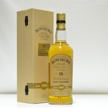 020235 Bowmore 16 Year Old 1989 Cask Strength
