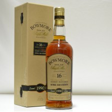 020236 Bowmore 16 Year Old 1990 Cask Strength