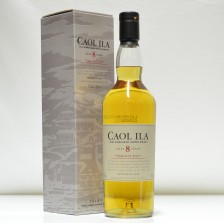 020366 Caol Ila 8 Year Old Unpeated Cask Strength 2007