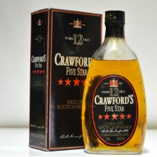 020396 Crawford's 5 Star 12 Year Old