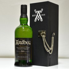 020027 Ardbeg 10 Year Old In Box With Chain