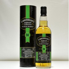 020342 Cadenhead's Braes Of Glenlivet 1989 - 12 Year Old