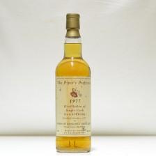 020254 Braes Of Glenlivet 1977 The Piper's Preferred