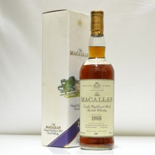 020722 Macallan 18 Year Old 1968