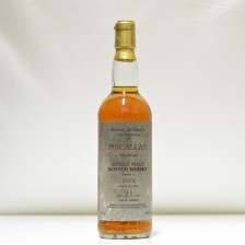 020741 Macallan Glenlivet 1974 -  21 Year Old