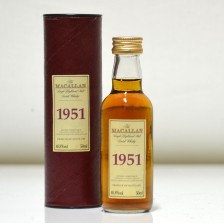 020726 Macallan 1951 Mini