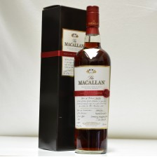 020738 Macallan Easter Elchies 2008