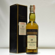 020838 Rare Malts Royal Brackla 20 Year Old
