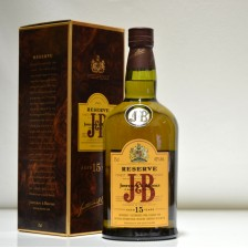020618 J&B 15 Year Old Reserve