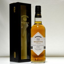 020764 North Of Scotland 1963 - 36 Year Old Single Grain