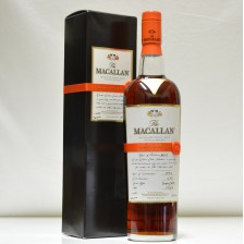 020739 Macallan Easter Elchies 2010