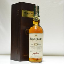 020001 Aberfeldy 25 Year Old