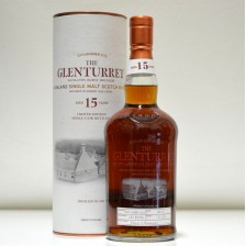 020562 Glenturret 15 Year Old Single Cask