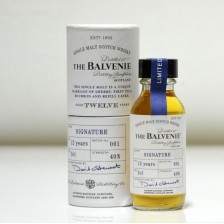020183 Balvenie Signature 12 Year Old Batch No.1 Mini