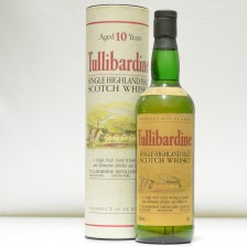 020934 Tullibardine 10 Year Old In Tube